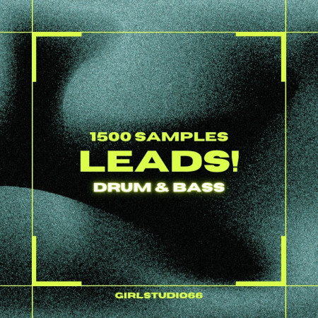 Drum & Bass Leads! Collection
