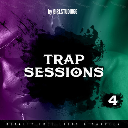 Trap Sessions Sample Pack Part 4 Wav Loops