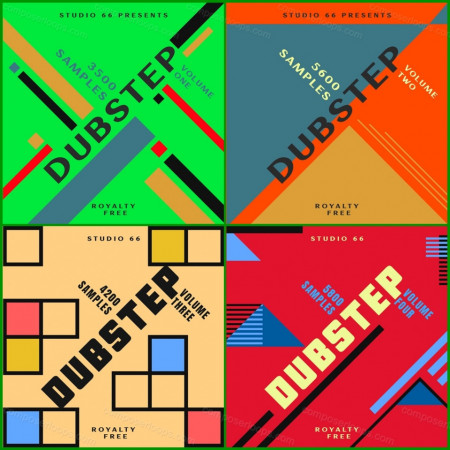 Dubstep Green Ultimate Collection Parts 1-4 - Download