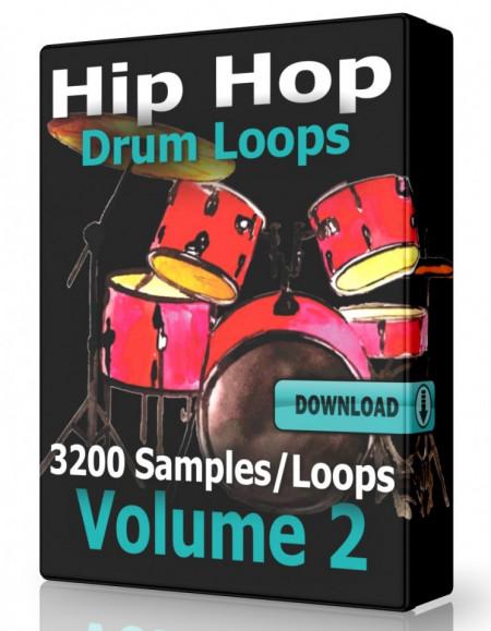 Hip Hop Drum Loops Volume 2 Download