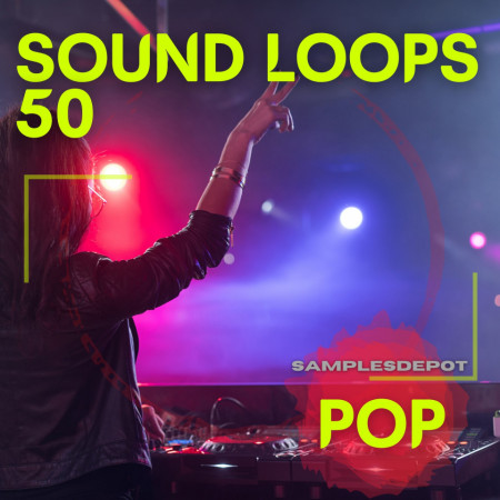 Sound Loops 50 - POP Collection