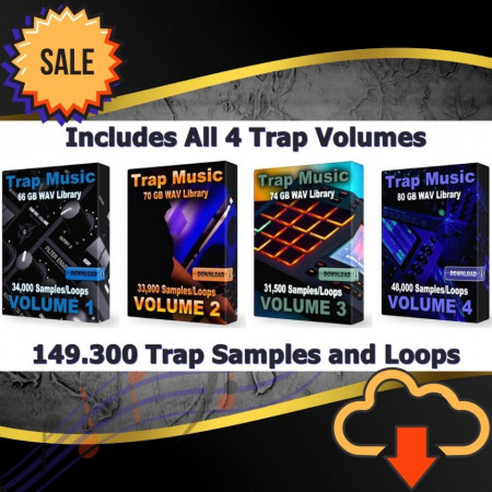 Trap Ultra MegaPack Samples and Loops Download