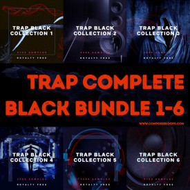 Trap 1-6 Epic Bundle Ultimate Black Collection All Trap Packs Download