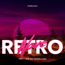 80s Retro Collection Part 1 WAV Loops Samples Download