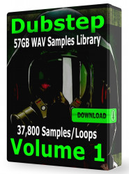Dubstep Loops Volume 1 Collection Download 37,800 Samples