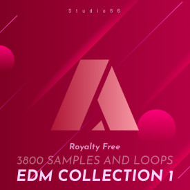 EDM Red Samples Collection 1 - Download