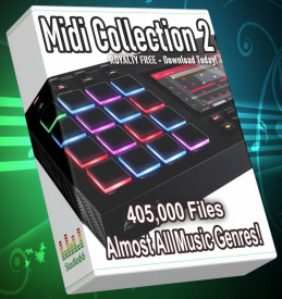405.200 Midi Collection - Almost All Music Genres