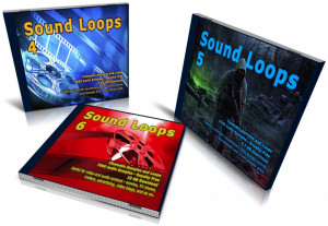 Cinematic Bundle: Sound Loops 4, 5 and 6 Collection
