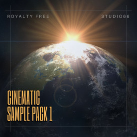 Cinematic Sample Pack 1