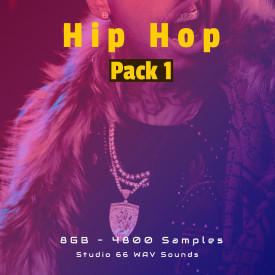 Hip Hop Pack 1 Gold Collection - Download Now