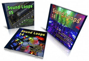 HOUSE Bundle: Sound Loops 14, 15 and 16 Collection