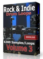 Rock, Metal & Indie Drum Loops Volume 3 Download