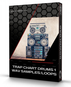 Trap Chart Drums 1 Samples