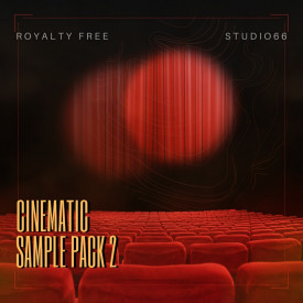 Cinematic Sample Pack 2