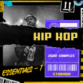 Hip Hop Essential 1 Samples & Loops