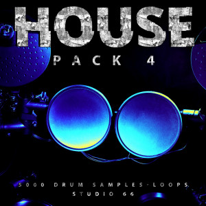 House Drums and Beats Part 4 - Download