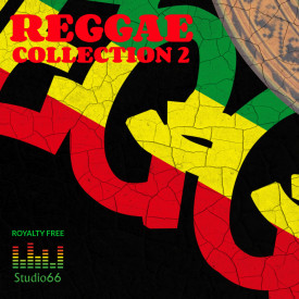 Reggae Vibe Collection Part 2 WAV Loops Samples