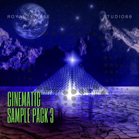 Cinematic Sample Pack 3