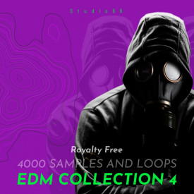 EDM Red Samples Collection 4 - Download