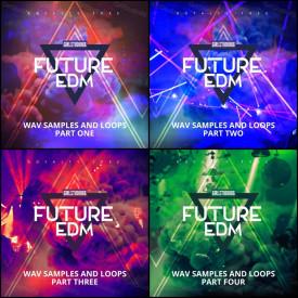 Future EDM Full Bundle Super Pack Volumes 1-4