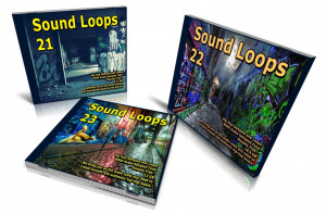 Hip Hop Bundle: Sound Loops 21, 22 and 23 Collection