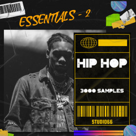 Hip Hop Essential 2 Samples & Loops