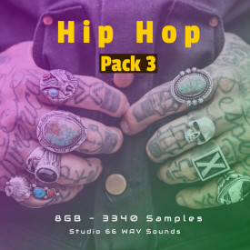 Hip Hop Pack 3 Gold Collection - Download Now