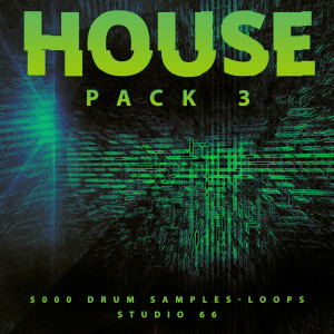 House Drums and Beats Part 3 - Download