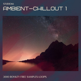 Chillout and Ambient Loops Sapphire Collection Part 1