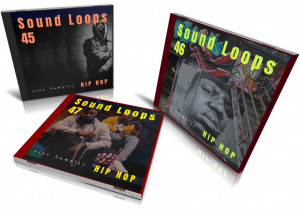 Hip Hop Bundle: Sound Loops 45, 46 and 47 Collection