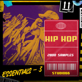 Hip Hop Essential 3 Samples & Loops