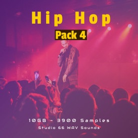 Hip Hop Pack 4 Gold Collection - Download Now