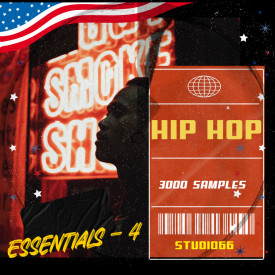 Hip Hop Essential 4 Samples & Loops