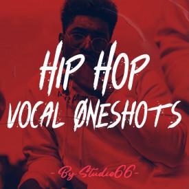 Hip Hop Vocal One Shots Collection
