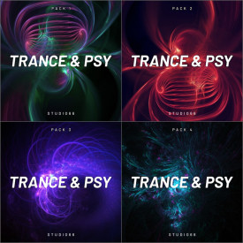 Trance and Psy Samples Collection Packs 1-4 Download