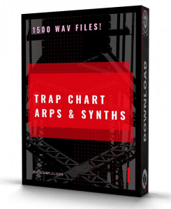 Trap Chart Arp & Synths