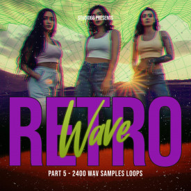 80s Retro Collection Part 5 WAV Loops Samples Download