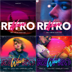 80s Retro Ultimate Collection WAV Loops Samples Download