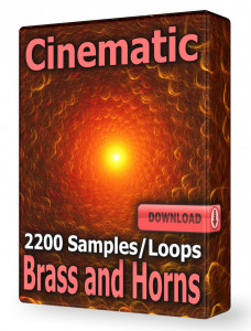 Cinematic Brass and Horns Collection