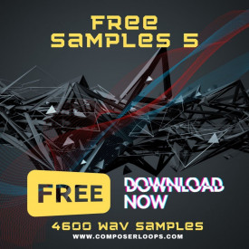 May Free Sample Pack - 7.3 GB Download 4600 Samples!