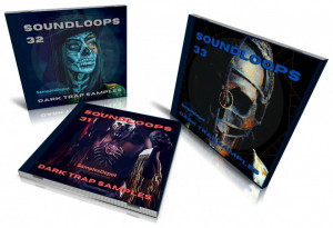 Trap Bundle: Sound Loops 31, 32 and 33 Collection