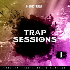 Trap Sessions Sample Pack Part 1 Wav Loops