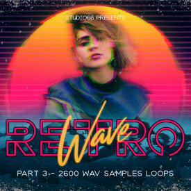 80s Retro Collection Part 3 WAV Loops Samples Download