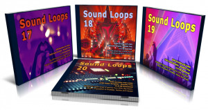 EDM Bundle: Sound Loops 17, 18, 19 and 20 Collection