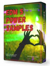 EDM Power Samples 5 Wav Loops