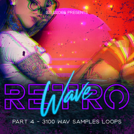 80s Retro Collection Part 4 WAV Loops Samples Download