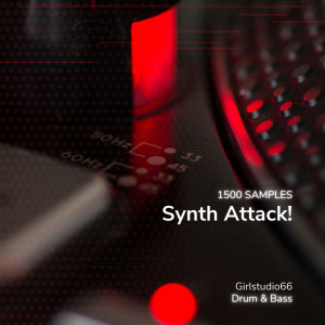 Drum & Bass Synths Attack! Collection