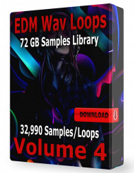 EDM Loops Volume 4 Collection Download 32.990 Samples