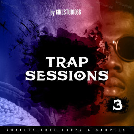 Trap Sessions Sample Pack Part 3 Wav Loops