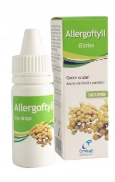 AllergOftyll cu extract de helicrisum pentru ochi alergici 15ml